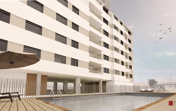 Edificio de 37 Viviendas VPPL,Valdebebas