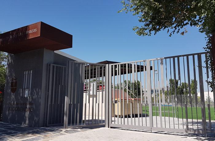 """Campo de Rugby """"Las Terrazas"""""""
